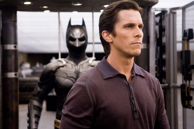 諾蘭導演電影《黑暗騎士》克里斯汀貝爾。