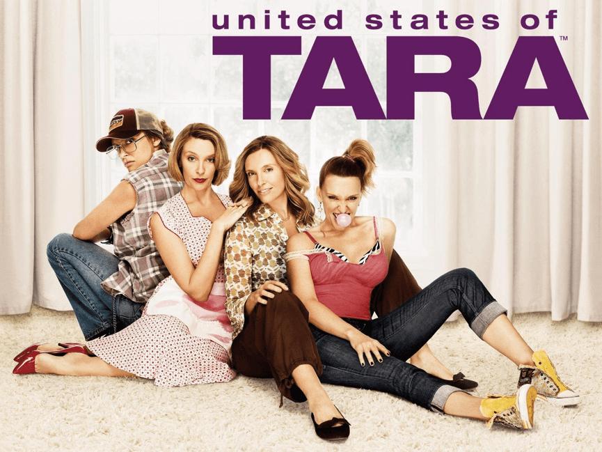 《倒錯人生》中有 7 重人格的媽媽角色,讓 東妮克莉蒂 拿到了 艾美獎 與 金球獎 。