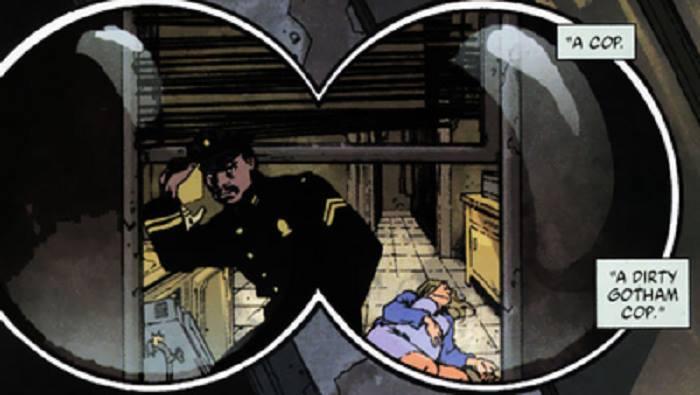 《蝙蝠俠》漫畫。
