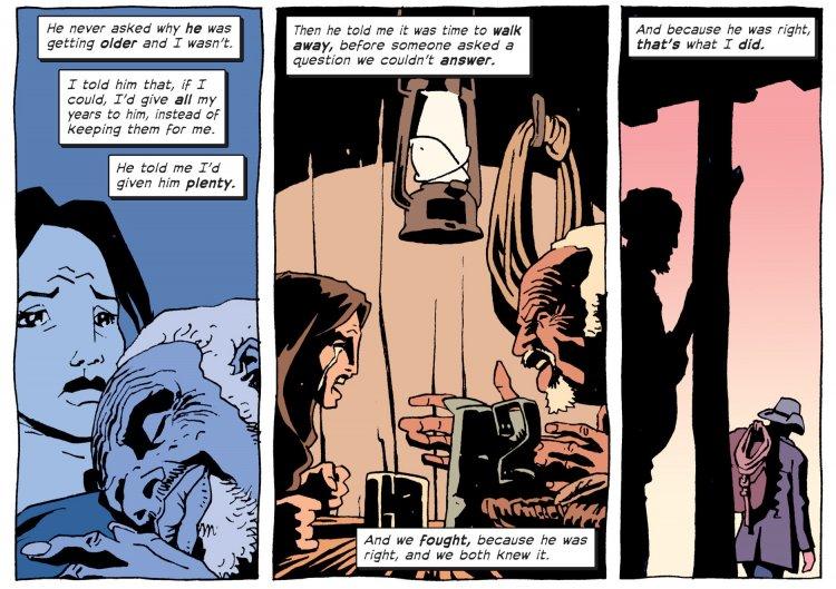 《不死軍團》原著漫畫。