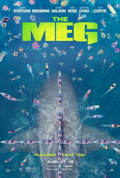 巨齒 鯊 The Meg