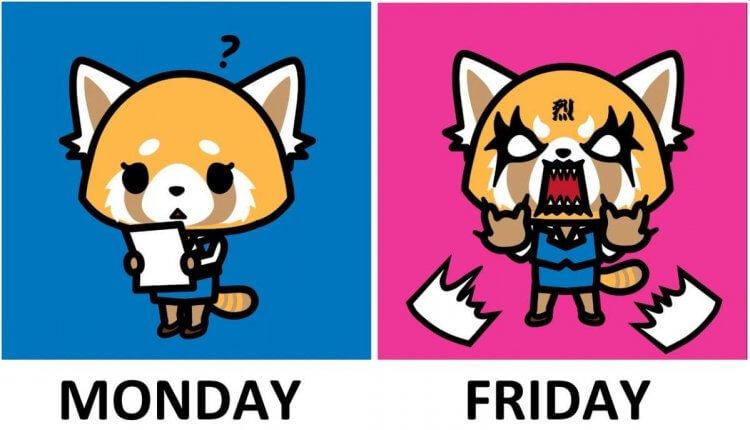三麗鷗角色延伸的動畫影集《衝吧烈子》。