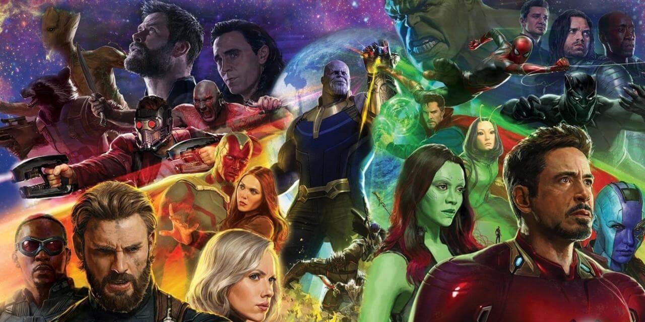 超級英雄 系列電影佔據大量目光 影響 廠商 投資