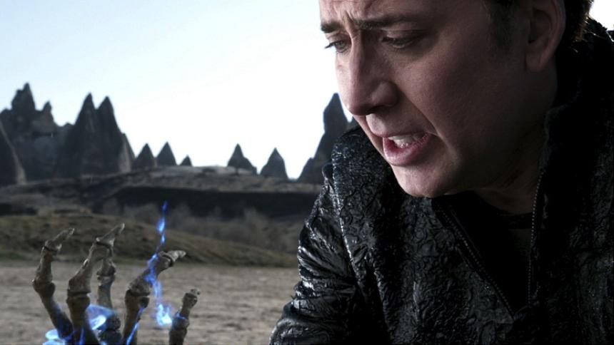 《 3D惡靈戰警:復仇時刻 》 劇照 。