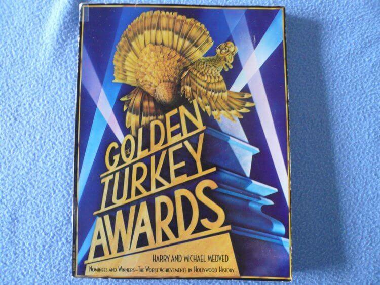 《The Golden Turkey Awards》。