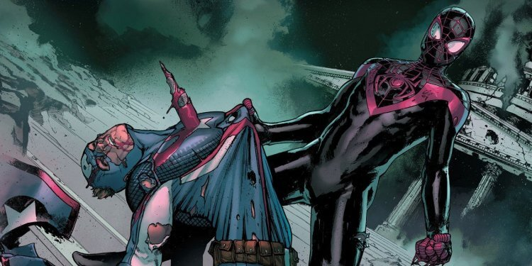 第二代蜘蛛人漫畫。