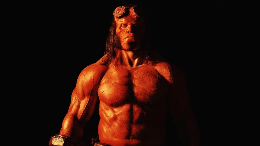 Hell Boy 。