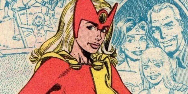 《神力女超人》漫畫。