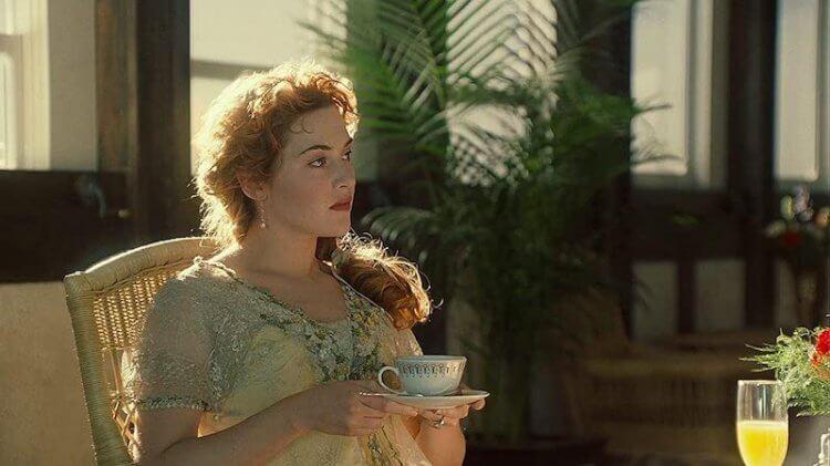 《鐵達尼號》凱特溫斯蕾飾演蘿絲。