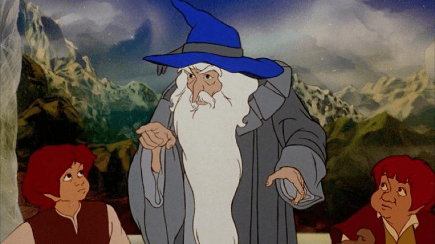 1978 年動畫電影的許多設定,也沿用到了彼得的電影版裡。