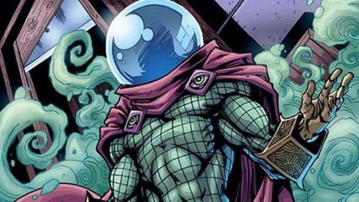《蜘蛛人》漫畫中蜘蛛人最難纏的對手:神祕客。