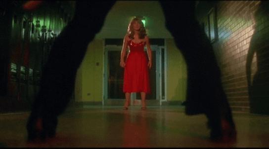 潔美李寇蒂斯《舞會大驚魂》劇照。