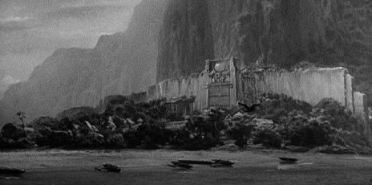 1933 年的《金剛》劇照。