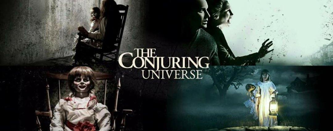 串連起 厲陰宅系列電影 的《 厲陰宅 》恐怖宇宙 。