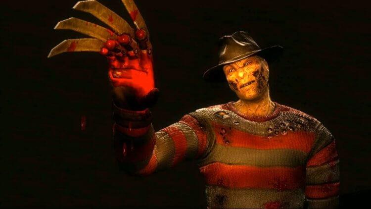 客串登場《真人快打》電玩的《半夜鬼上床》系列主角佛萊迪克魯格。