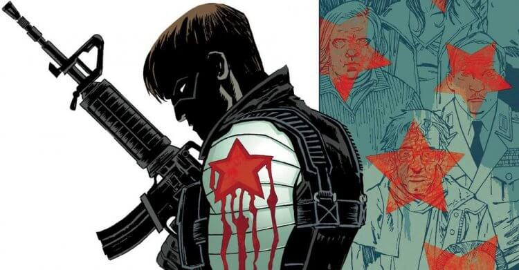 漫威漫畫中,「酷寒戰士」巴奇曾擔任美國隊長的過程!