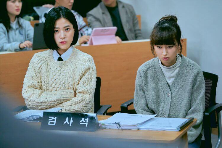 《Law School》李秀敬、柳惠英