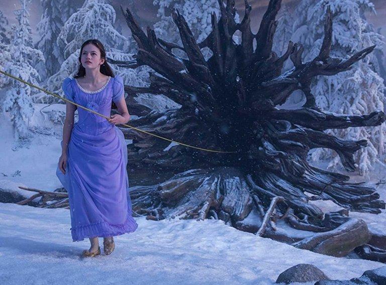 《胡桃鉗與奇幻四國》世界首映後的評價不如預期般高。