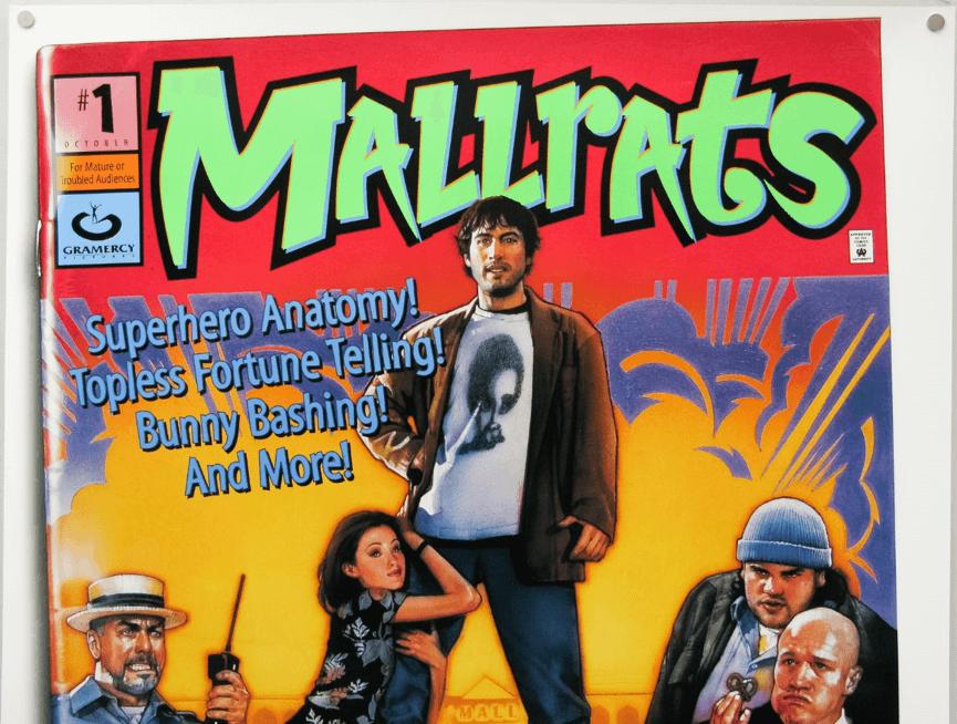 1995 年凱文史密斯執導的電影《耍酷一族》,可以看到他的偶像史丹李也在片中客串現身。