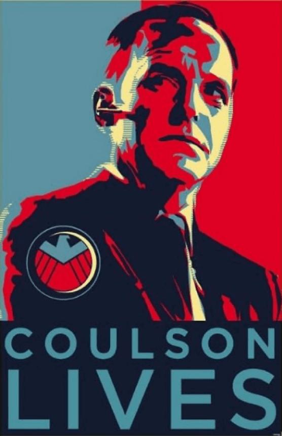 由粉絲發起的幫復計畫,希望由克拉克格雷格飾演的菲爾考森探員再度回到《復仇者聯盟》系列。