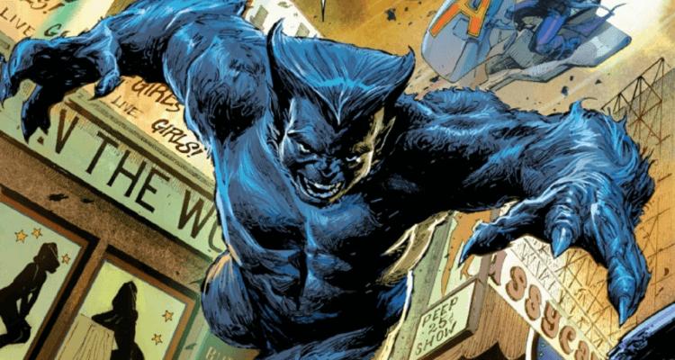 漫威《X 戰警》系列漫畫中出現的「野獸」。