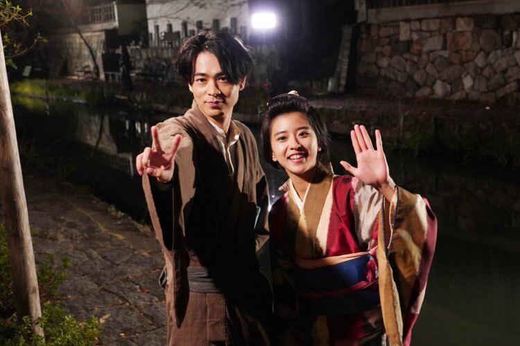 周防正行執導的《王牌辯士》由成田凌、黑島結菜主演。