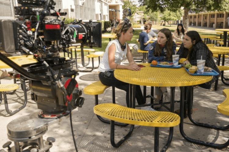 《A+ 瞎妹》導演奧莉薇亞魏爾德。