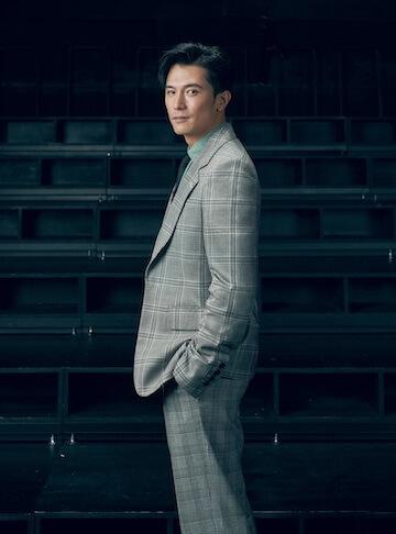 出任 2021 台北電影節大使的邱澤