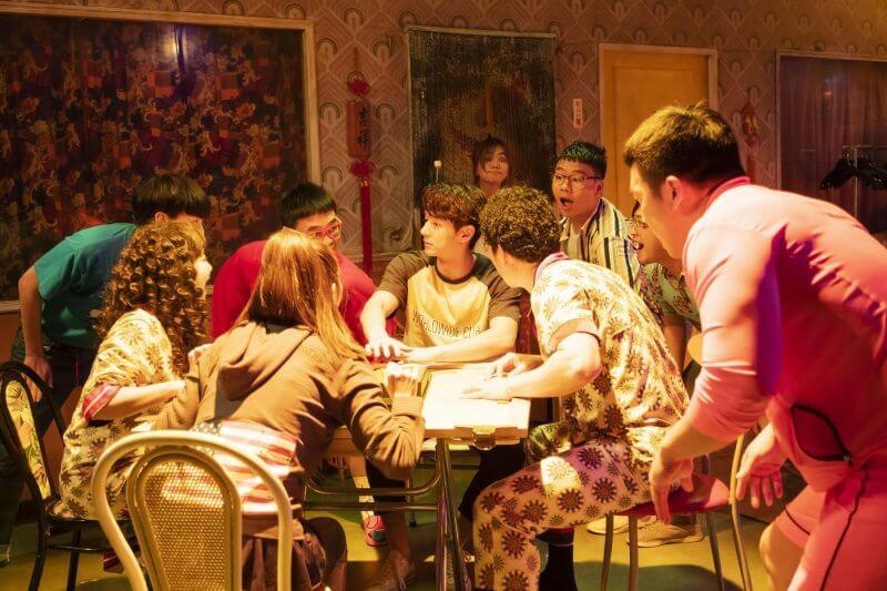 2019 本土賀歲澎湃喜劇電影擔當《大三元》  過年不可少的麻將大戰和歌舞橋段通通有首圖