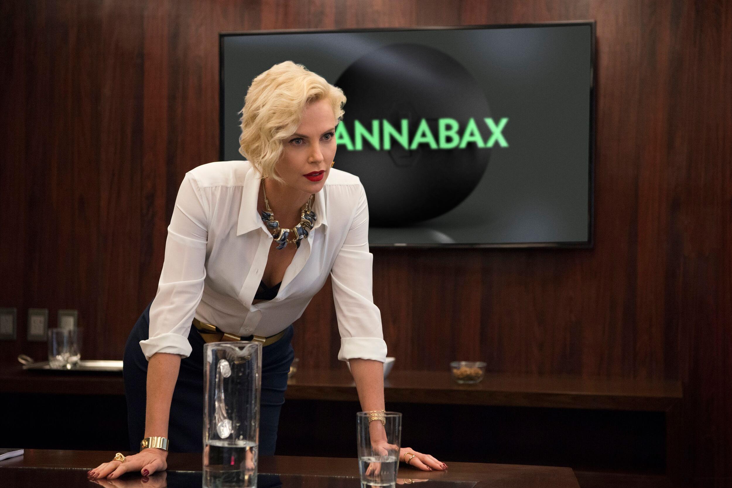老闆好壞 莎莉賽隆 化身職場超辣女魔頭