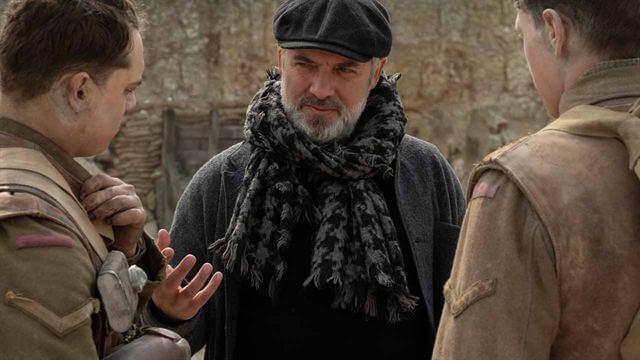 山姆曼德斯憑藉去年執導的《1917》大放異彩,入圍奧斯卡的多項大獎。