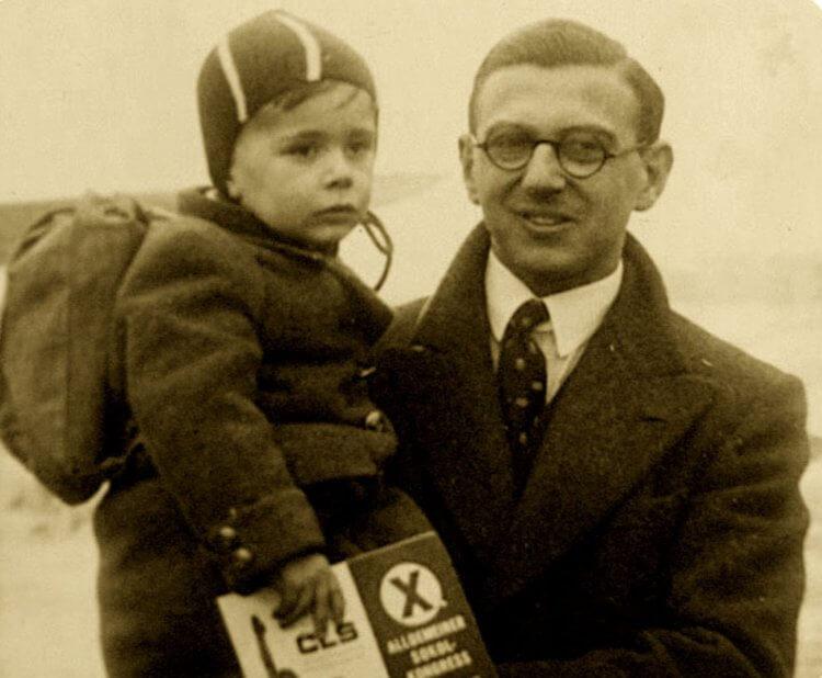 尼可拉斯溫頓成功從納粹手中救出 669 名猶太孩童。