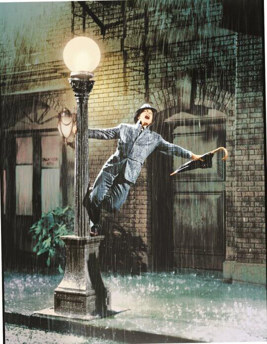 經典歌舞片《萬花嬉春》重映,再度登上電影院大銀幕播映。