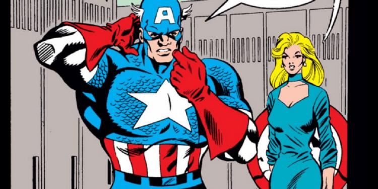 約翰沃克成為新任美國隊長。