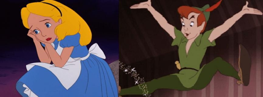 《 別離 》將會是《 愛麗絲夢遊仙境 》與《 小飛俠 》的重製電影。