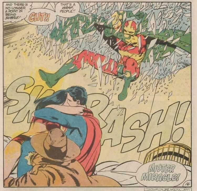 DC 漫畫奇蹟先生