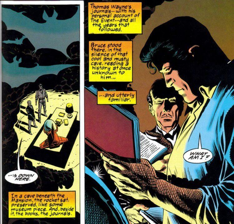 《Superman: Speeding Bullets》漫畫。