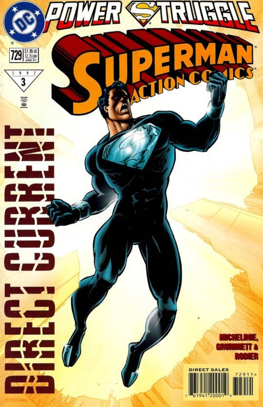 DC漫畫「超人」