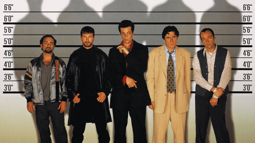 《 刺激驚爆點 》(The Usual Suspects)。