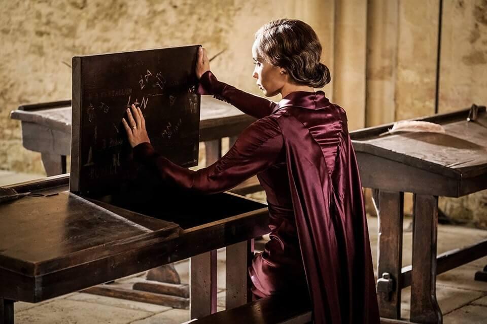 艾迪對於克拉維茲在《怪獸與葛林戴華德的罪行》飾演莉塔雷斯壯時被刪減的戲份感到可惜。