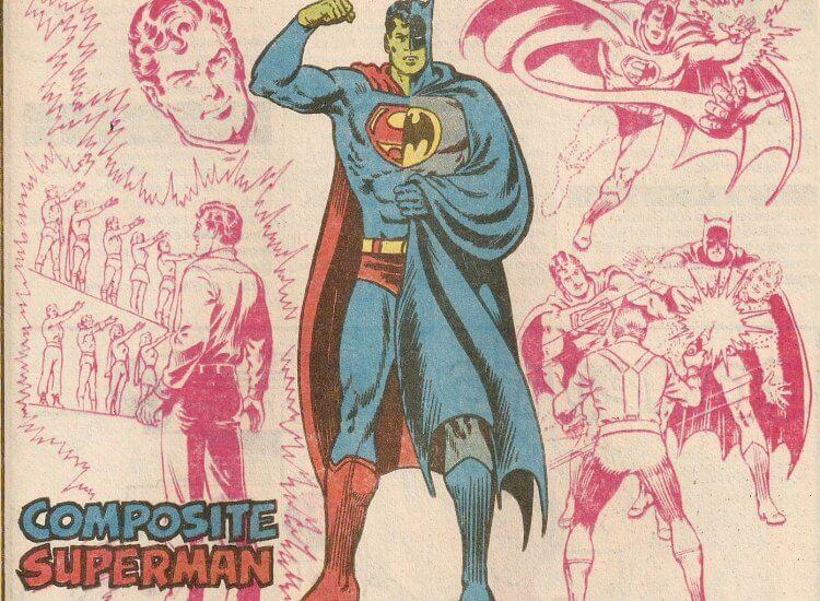 混合超人。