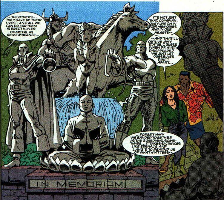 DC 漫畫中的雷霆之王。