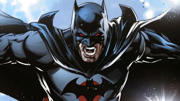 《閃點》之後的 DC 蝙蝠俠不再是布魯斯韋恩而是湯瑪斯韋恩。