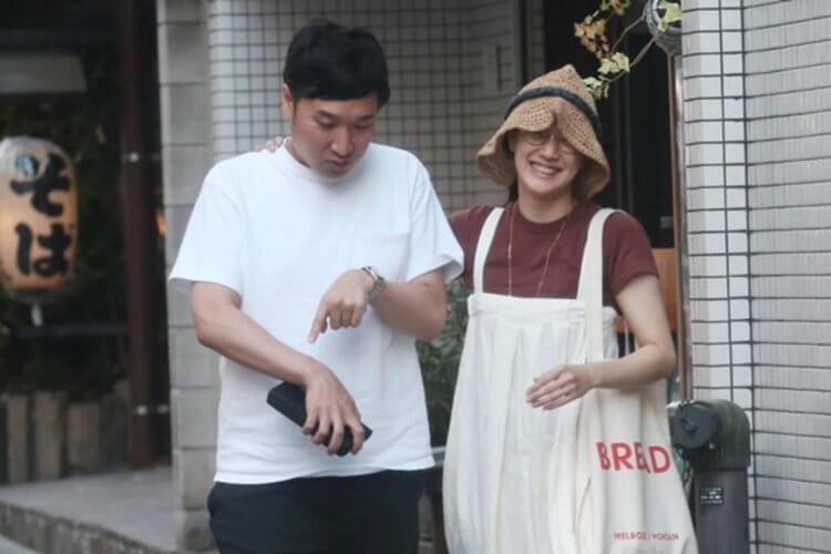 日綜熟面孔山里亮太與演員妻子蒼井優。
