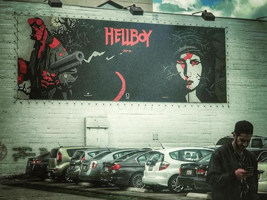 去年坎城影展的宣傳海報