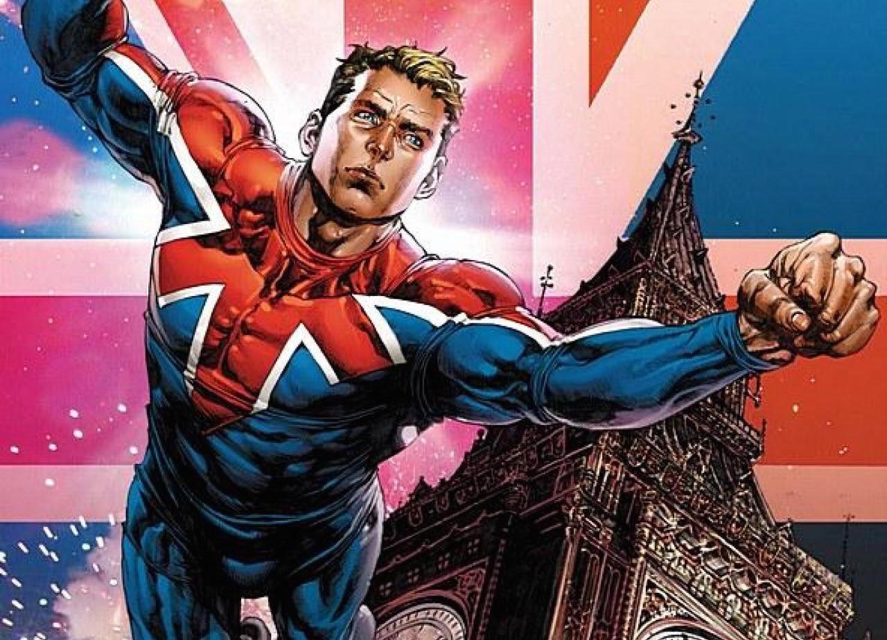 英國隊長 將在 漫威電影宇宙 第四階段 登場