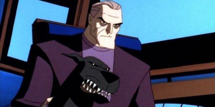 《未來蝙蝠俠》劇照。