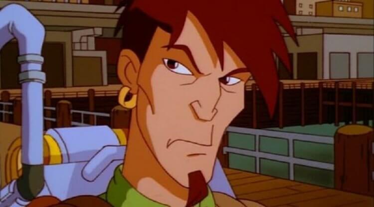 《捉鬼特攻隊》卡通:愛德羅里維拉 (Eduardo Rivera)。