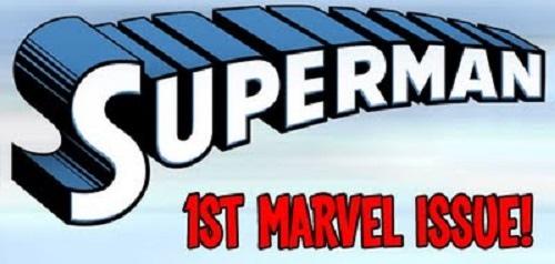 超人差點在漫威底下連載。