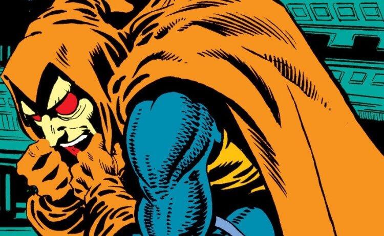 《蜘蛛人》「惡鬼」阿諾唐納文。